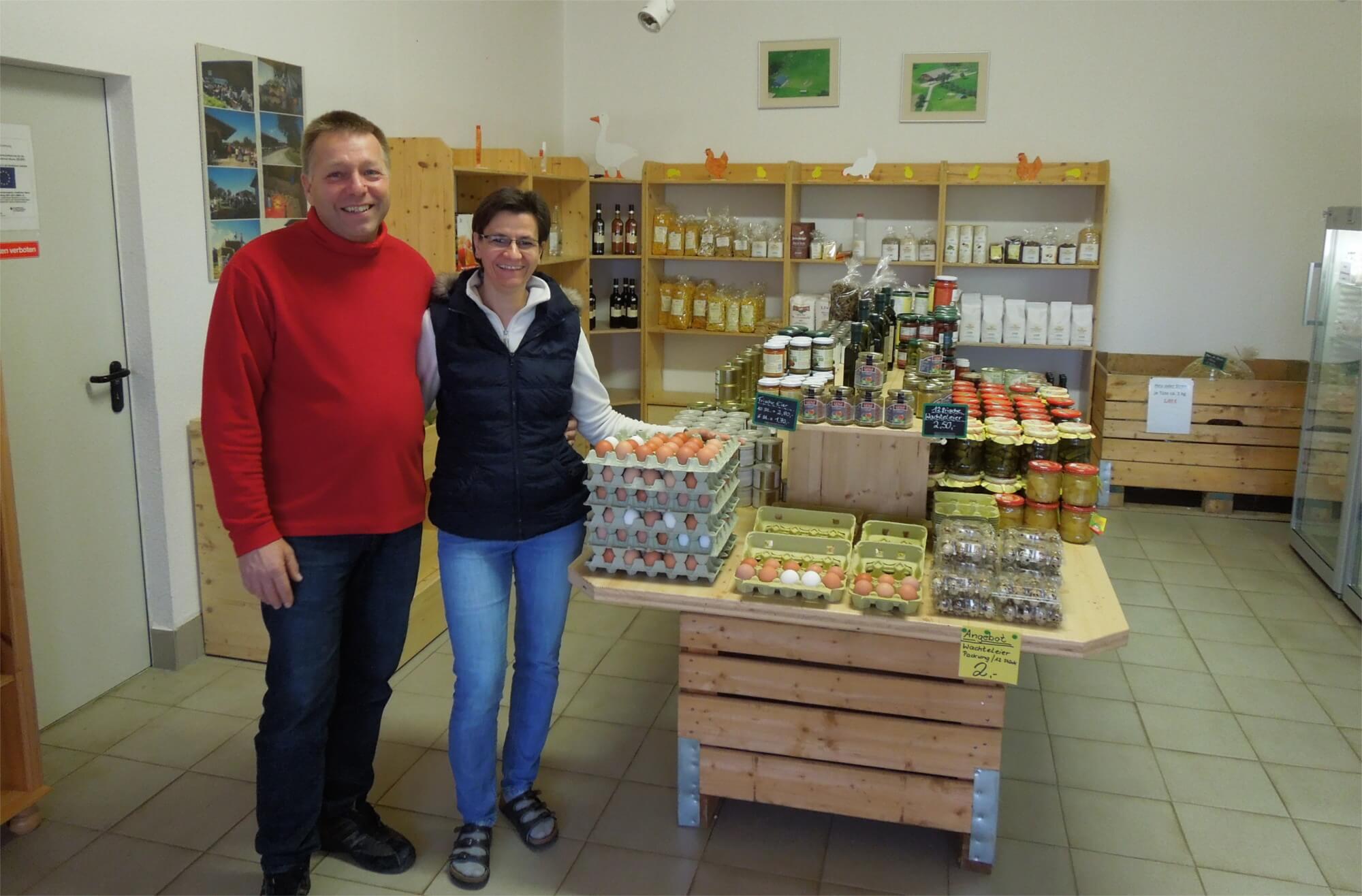 Hofladen Ingolf und Liane